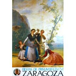 ZARAGOZA FIESTAS DE PRIMAVERA 1972