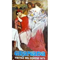 GRANADA FIESTAS DEL CORPUS 1973