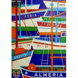 ALMERIA FERIA Y FIESTAS 1972