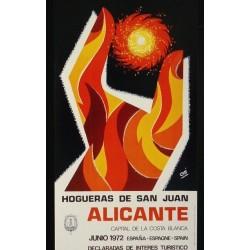 ALICANTE HOGUERAS DE SAN JUAN