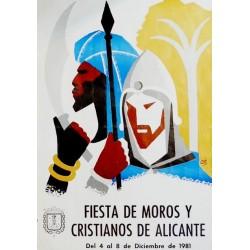 FIESTA DE MOROS Y CRISTIANOS DE ALICANTE