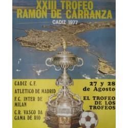 XXIII TROFEO RAMON DE CARRANZA