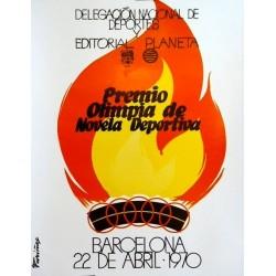 PREMIO OLIMPIA DE NOVELA DEPORTIVA