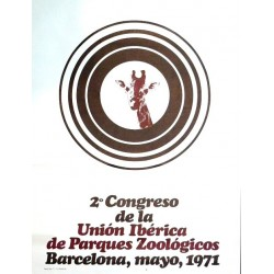 2º CONGRESO DE LA UNION IBERICA DE PARQUES ZOOLOGICOS