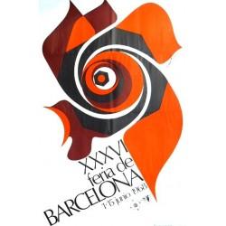 XXXVI FERIA DE BARCELONA