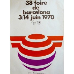 38 FOIRE DE BARCELONA