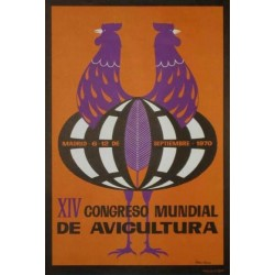 XIV CONGRESO MUNDIAL DE AVICULTURA