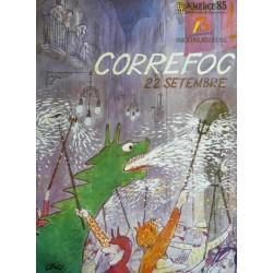 CORREFOC MERCE 85. CESC