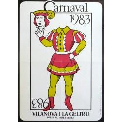 CARNAVAL VILANOVA 1983