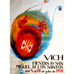 VICH FIESTAS DE SAN MIGUEL - VIC