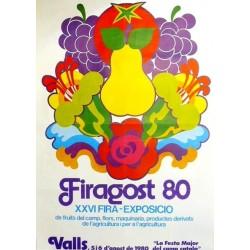 FIRAGOST 80 VALLS