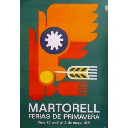 MARTORELL FERIAS DE PRIMAVERA