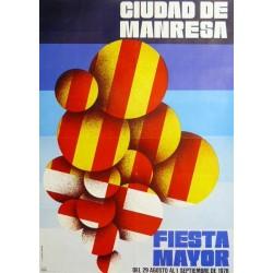 CIUDAD DE MANRESA FIESTA MAYOR