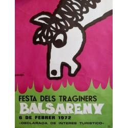BALSARENY FESTA DELS TRAGINERS 1972