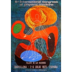 6th. INTERNATIONAL CONGRESS OF PHYSICAL MEDICINE