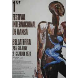 1er FESTIVAL INTERNACIONAL DE DANSA