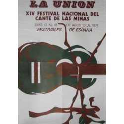 LA UNION XIV FESTIVAL...CANTE DE LAS MINAS