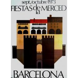 FIESTAS DE LA MERCED 1973