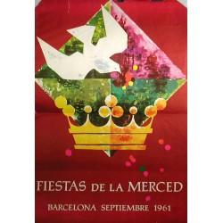 FIESTAS DE LA MERCED 1961