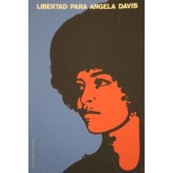 LIBERTAD PARA ANGELA DAVIS