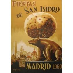 FIESTAS DE SAN ISIDRO MADRID 1960