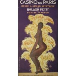 CASINO DE PARIS - REVUE A GRAND SPECTACLE