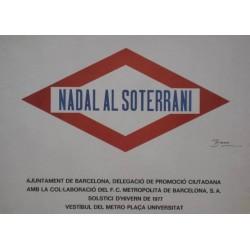 NADAL AL SOTERRANI. BROSSA