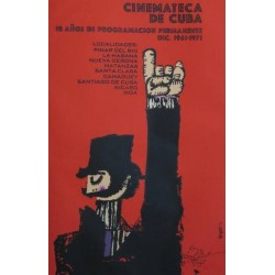CINEMATECA DE CUBA