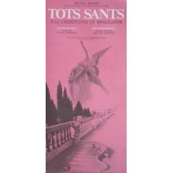 TOTS SANTS, ELS CEMENTIRIS DE BARCELONA