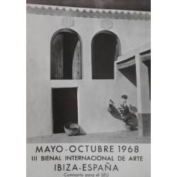 IBIZA-ESPAÑA, III BIENAL INTERNACIONAL DE ARTE
