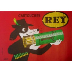 CARTOUCHES REY