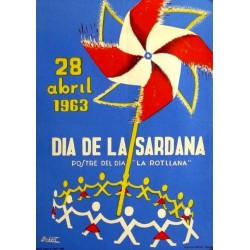 DIA DE LA SARDANA 1963