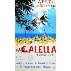 APLEC DE LA SARDANA, CALELLA 1965