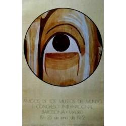 AMIGOS DE LOS MUSEOS DEL MUNDO, I CONGRESO INTERNACIONAL