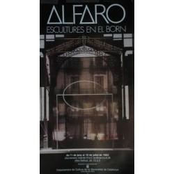 ALFARO, ESCULTURES EN EL BORN