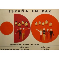 ESPAÑA EN PAZ MEDIA DE VIDA