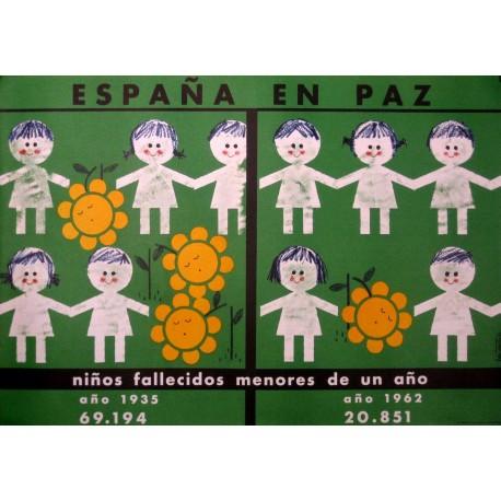 ESPAÑA EN PAZ NIÑOS