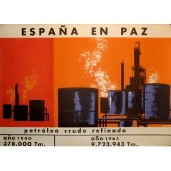 ESPAÑA EN PAZ PETRÓLEO