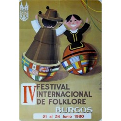 IV FESTIVAL INTERNACIONAL DE FOLKLORE