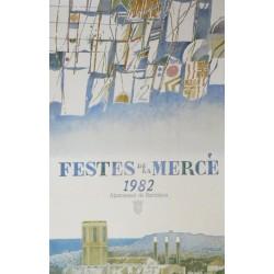FESTES DE LA MERCÉ 1982