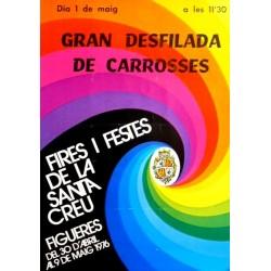 FIGUERES.GRAN DESFILADA DE CARROSSES