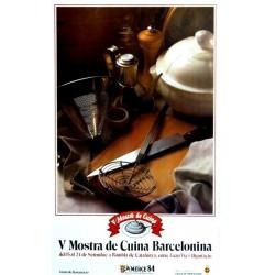 V MOSTRA DE CUINA BARCELONINA