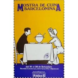 MOSTRA DE CUINA BARCELONINA