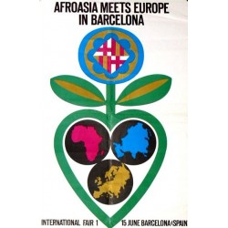AFROASIA MEETS EUROPE IN BARCELONA
