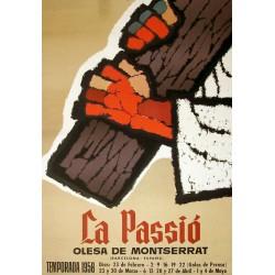 LA PASSIÓ OLESA DE MONTSERRAT