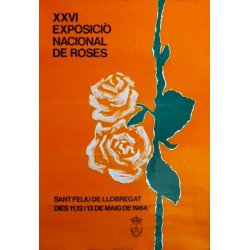 XXVI EXPOSICIÓ NACIONAL DE ROSES