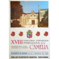 XVIII CONCURSO-EXPOSICION INTERNACIONAL DE LA CAMELIA