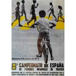 8º CAMPEONATO ESPAÑA PARQUES INFANTILES DE TRAFICO