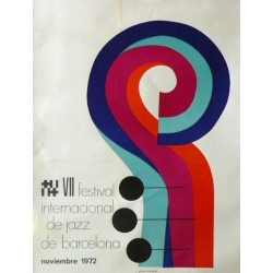 VII FESTIVAL INTERNACIONAL JAZZ BARCELONA