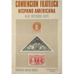 CONVENCION FILATELICA HISPANO AMERICANA